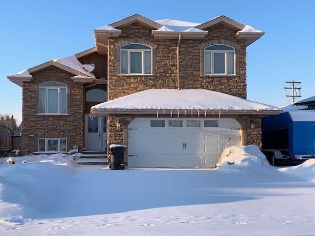 5130 Sportsview Drive, New Sarepta, AB T0B 3M0 (#E4184053) :: Initia Real Estate