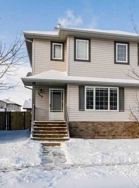 449 Aster Close, Leduc, AB T9E 0E2 (#E4184424) :: Initia Real Estate