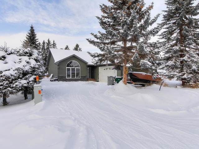 424 4 Street, Rural Lac Ste. Anne County, AB T0E 1A0 (#E4184451) :: The Foundry Real Estate Company