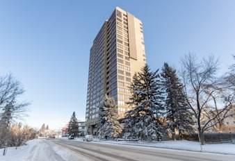 602 9929 Saskatchewan Drive, Edmonton, AB T6E 5J9 (#E4184668) :: The Foundry Real Estate Company