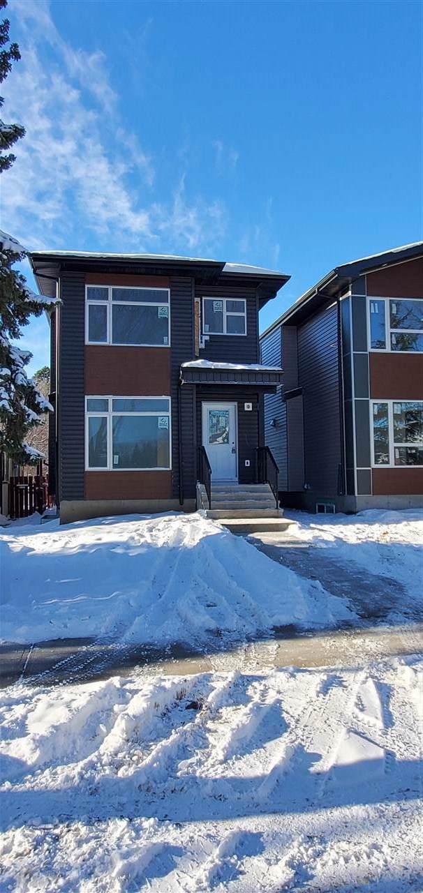 12322 101 Street, Edmonton, AB T5G 2C7 (#E4184858) :: The Foundry Real Estate Company