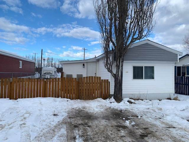 103 Country Style Mhp, Drayton Valley, AB T7A 1L7 (#E4186582) :: Initia Real Estate
