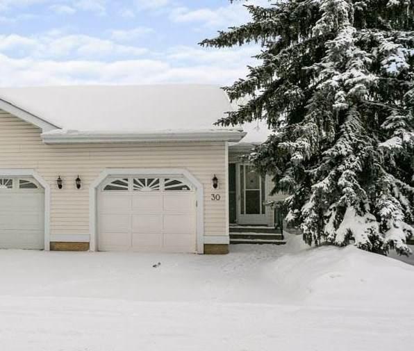 30 9704 165 Street, Edmonton, AB T5P 4W4 (#E4187863) :: Initia Real Estate