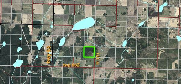 Ne-14-66-19-4, Rural Athabasca County, AB T0A 0M0 (#E4188528) :: The Foundry Real Estate Company