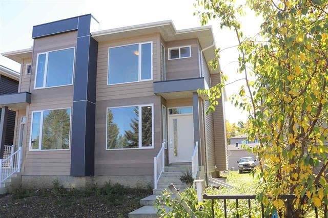 9515 76 Avenue, Edmonton, AB T6C 0K1 (#E4188683) :: RE/MAX River City