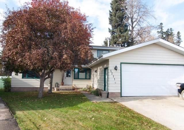 5211 43 Street, Stony Plain, AB T7Z 1G4 (#E4189440) :: Initia Real Estate