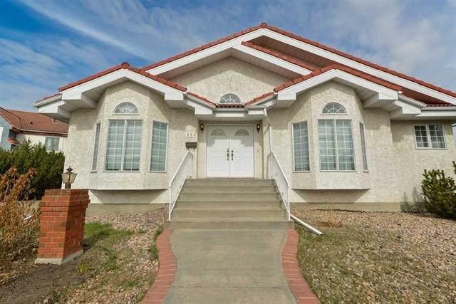 258 Wolf Ridge Close, Edmonton, AB T5T 5M5 (#E4189804) :: Initia Real Estate