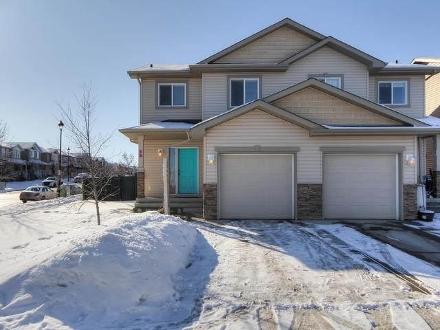 12 85 Spruce Village Drive W, Spruce Grove, AB T7X 0L2 (#E4189876) :: Initia Real Estate
