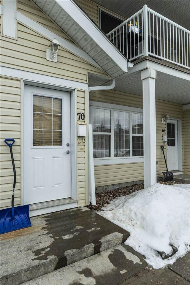 70 150 Edwards Drive, Edmonton, AB T6X 1M4 (#E4190080) :: Initia Real Estate