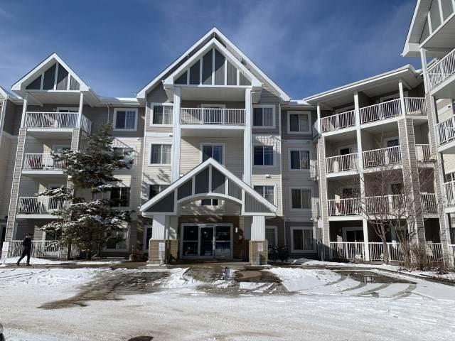 317 4407 23 Street, Edmonton, AB T6T 0B6 (#E4190508) :: Initia Real Estate