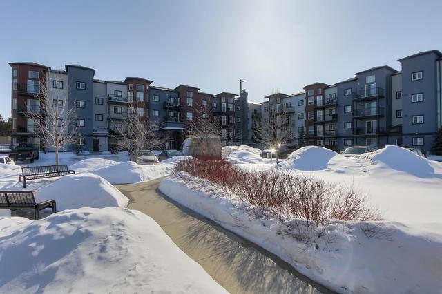 403 396 Silver Berry Road, Edmonton, AB T6T 0H1 (#E4191755) :: Initia Real Estate