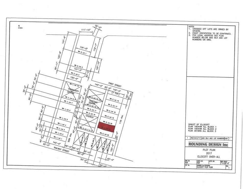 Plan 1604 Hw Block 2 Lot 21 - Photo 1