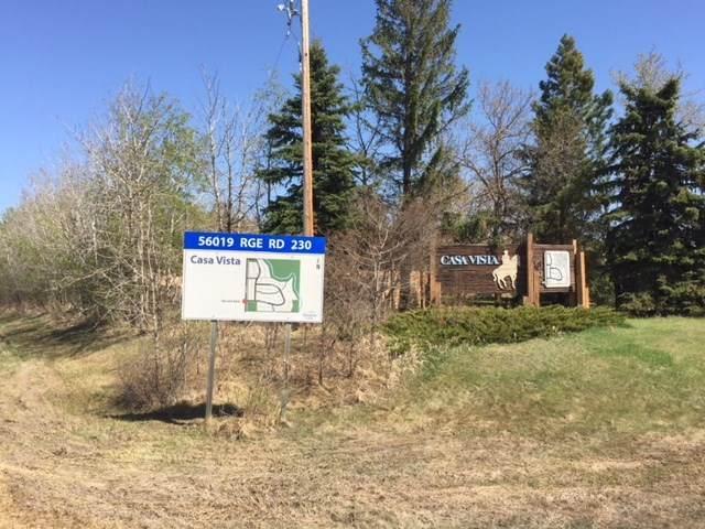 57 Casa Vista Drive, Rural Sturgeon County, AB T0A 1N2 (#E4195502) :: RE/MAX River City