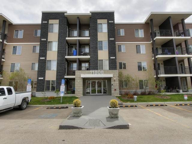 116 11808 22 Avenue, Edmonton, AB T6W 2A2 (#E4198243) :: The Foundry Real Estate Company
