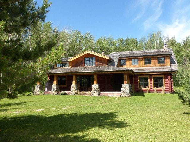 572 & 576 Beach Road, Rural Wetaskiwin County, AB T0C 2V0 (#E4198525) :: The Foundry Real Estate Company