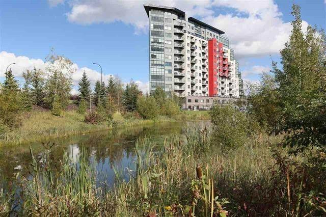 1222 5151 Windermere Boulevard, Edmonton, AB T6W 2K4 (#E4198891) :: Müve Team | RE/MAX Elite