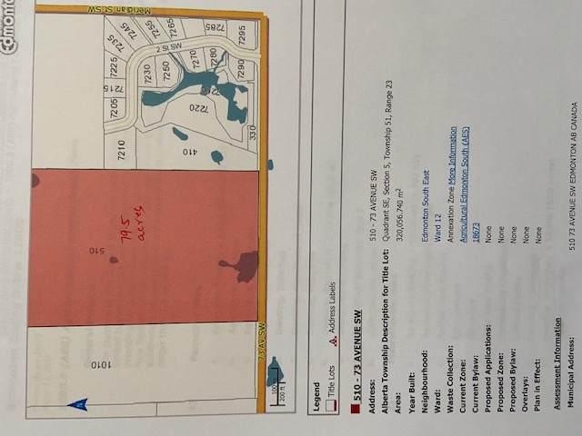 510 73 Avenue, Edmonton, AB T6X 2V4 (#E4198991) :: The Good Real Estate Company