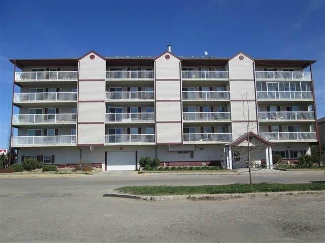 307 4900 54 Avenue, Drayton Valley, AB T7A 1V8 (#E4199163) :: The Foundry Real Estate Company