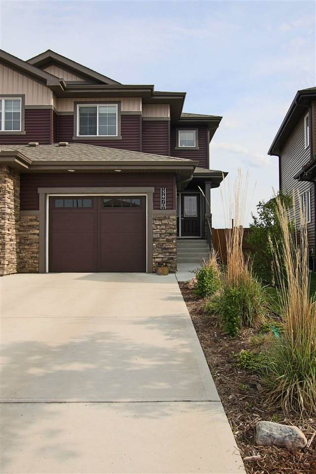 3470 Weidle Way, Edmonton, AB T6X 1Z4 (#E4199292) :: RE/MAX River City