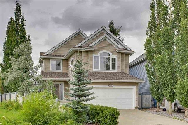 3069 Spence Wynd, Edmonton, AB T6X 0A5 (#E4199293) :: The Foundry Real Estate Company