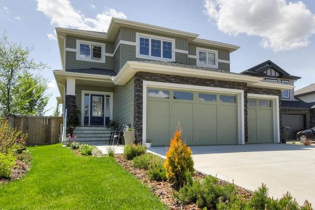 17 Aspenglen Cove, Spruce Grove, AB T7X 0J3 (#E4199407) :: The Foundry Real Estate Company