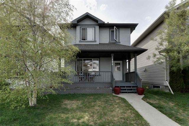 208 84 Street, Edmonton, AB T6X 1H6 (#E4199458) :: The Foundry Real Estate Company