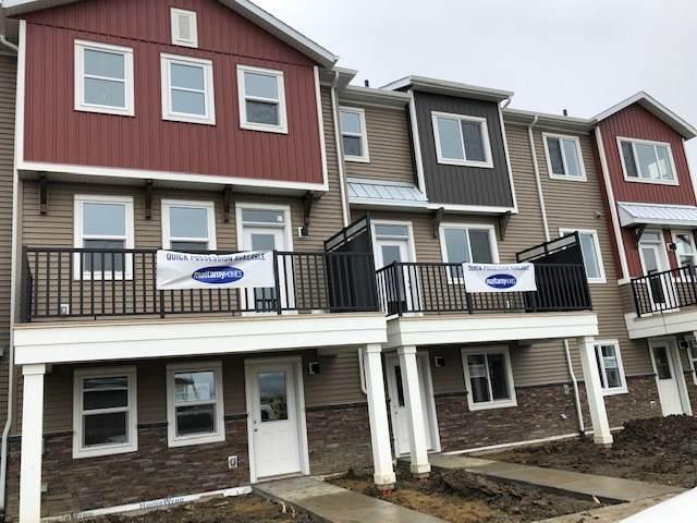 11, 2072 Wonnacott Way, Edmonton, AB T6X 2H9 (#E4199591) :: The Foundry Real Estate Company