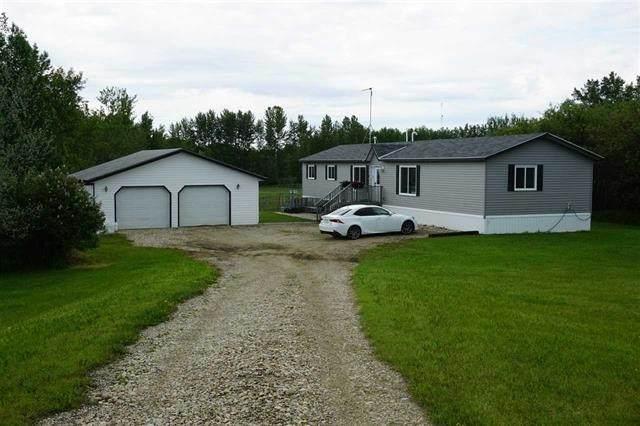 302 53319 RR31 RD, Rural Parkland County, AB T7Y 0E3 (#E4201312) :: Initia Real Estate
