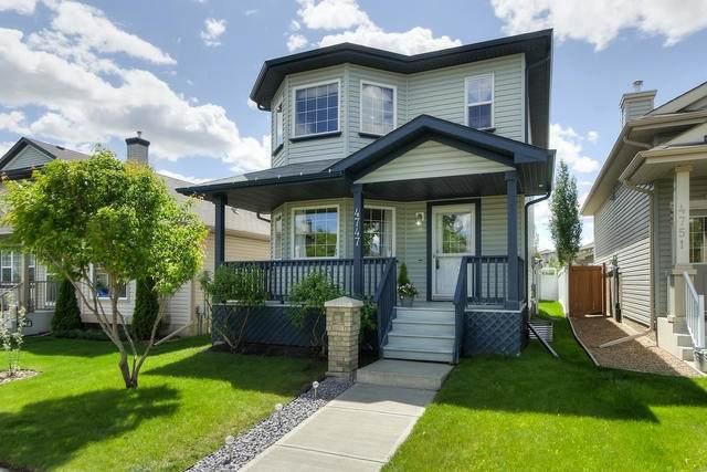 4747 156 Avenue, Edmonton, AB T5Y 0B6 (#E4202280) :: The Foundry Real Estate Company