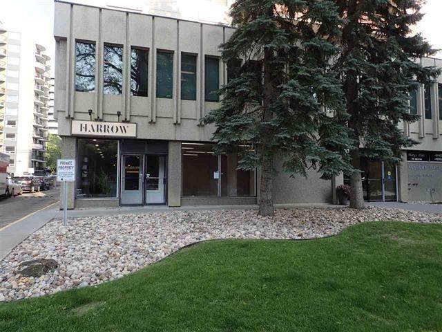 #105 10011 116 ST NW, Edmonton, AB T5K 0J7 (#E4204113) :: Initia Real Estate