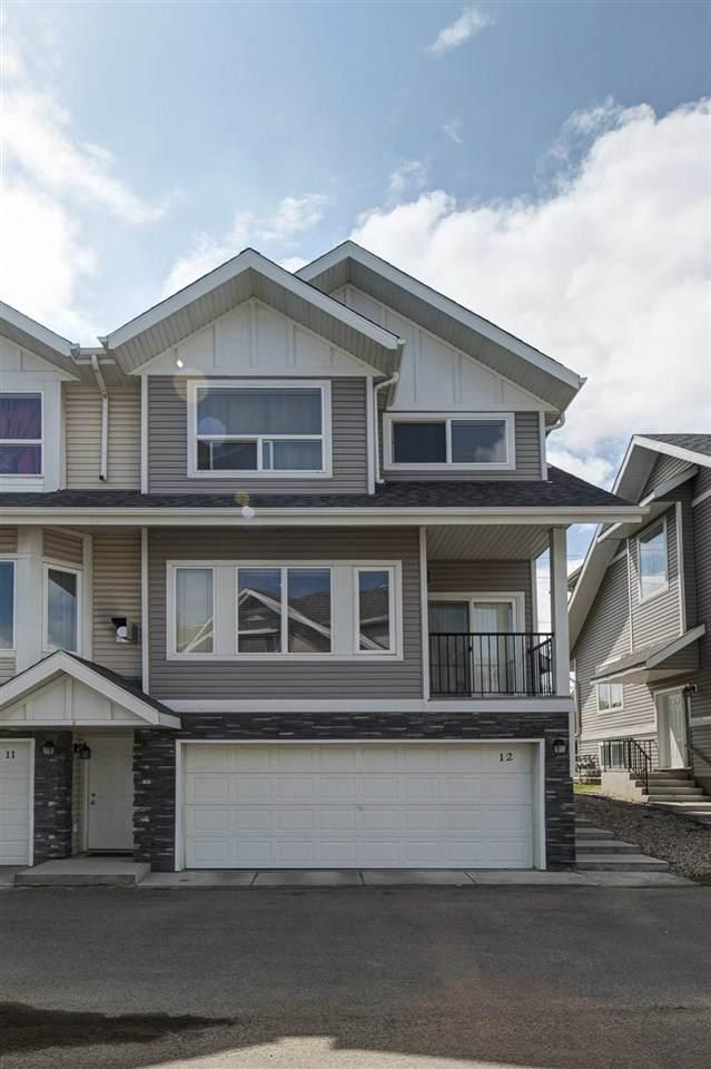12 13215 153 Avenue, Edmonton, AB T6B 0B6 (#E4204239) :: Initia Real Estate