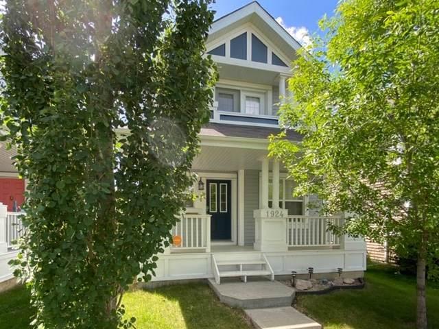 1924 70 Street SW, Edmonton, AB T6X 0K2 (#E4204449) :: Initia Real Estate
