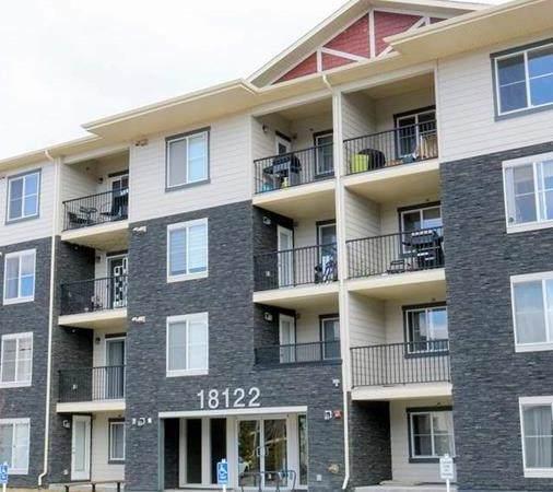 303 18122 77 Street, Edmonton, AB T5Z 0N7 (#E4204453) :: Initia Real Estate
