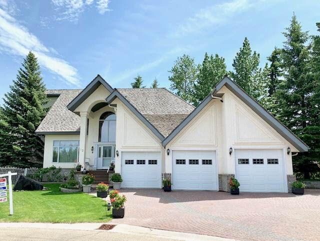 43 Blackburn Drive, Edmonton, AB T6W 1C5 (#E4204537) :: Müve Team | RE/MAX Elite