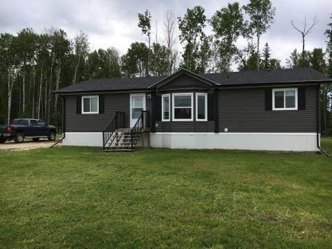 4420 Caribou Crescent, Wabasca-Desmarais, AB T0G 2K0 (#E4205477) :: Initia Real Estate