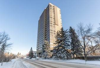 602 9929 Saskatchewan Drive, Edmonton, AB T6E 5J9 (#E4208536) :: The Foundry Real Estate Company