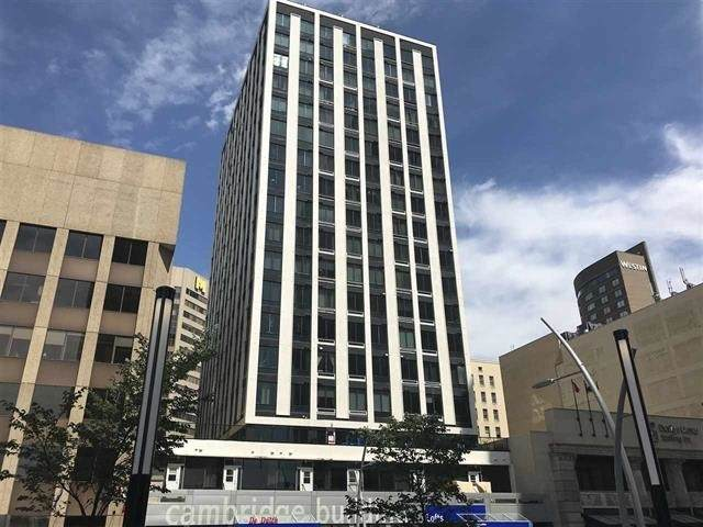 805 10024 Jasper Avenue, Edmonton, AB T5J 1R9 (#E4208588) :: The Foundry Real Estate Company
