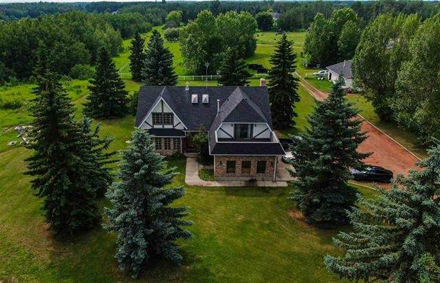 17 51214 RNG RD 260, Rural Parkland County, AB T7Y 1B1 (#E4208624) :: Initia Real Estate