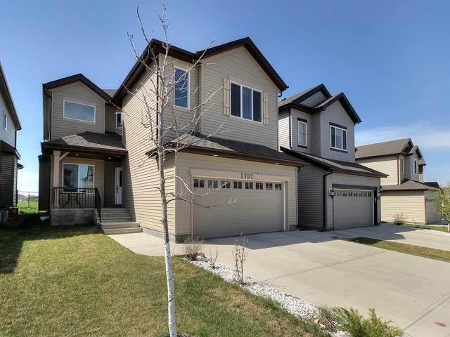 5707 12 Avenue SW, Edmonton, AB T6X 1R4 (#E4208635) :: RE/MAX River City