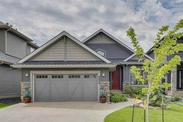 3206 Winspear Crescent, Edmonton, AB T6X 1S7 (#E4208720) :: RE/MAX River City