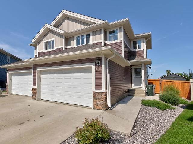 114 Willow's End, Stony Plain, AB T7Z 0H7 (#E4209255) :: RE/MAX River City
