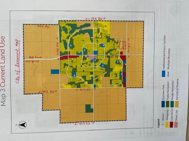 HWY 625 RR 241, Beaumont, AB T4X 1V1 (#E4210038) :: RE/MAX River City