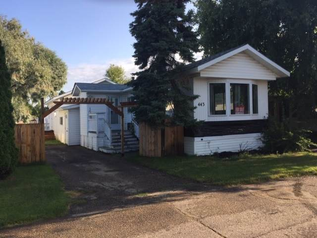 443 10770 Winterburn Rd, Edmonton, AB T5S 1T5 (#E4210062) :: The Foundry Real Estate Company