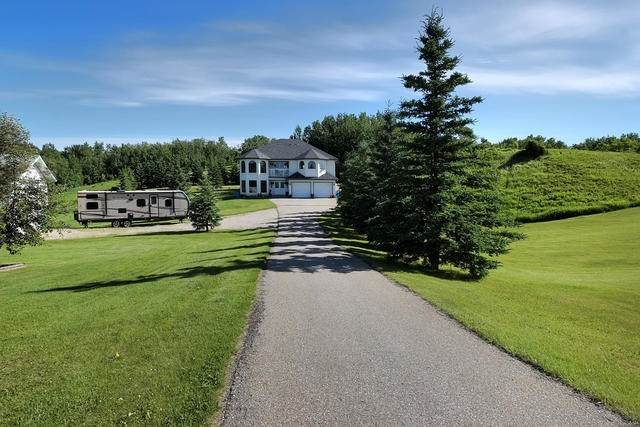 18 53302 RGE RD 12, Rural Parkland County, AB T7Y 0B9 (#E4210105) :: Initia Real Estate