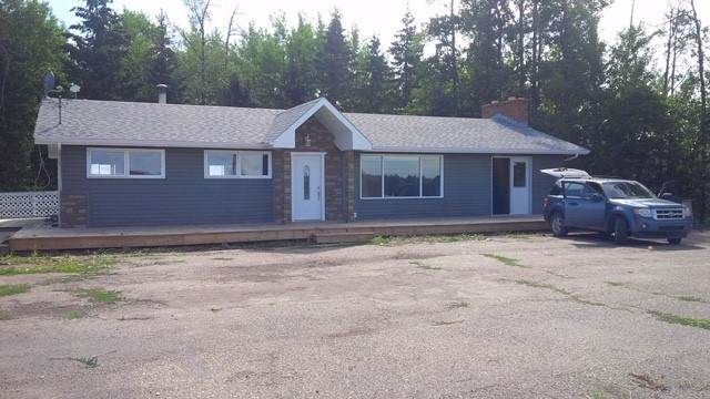 1420 Hwy 16 A, Rural Parkland County, AB T7Z 1R1 (#E4213211) :: The Foundry Real Estate Company