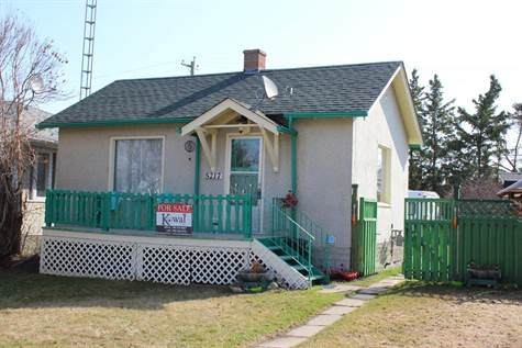 5217 51 Street, Andrew, AB T0B 0C0 (#E4213675) :: RE/MAX River City