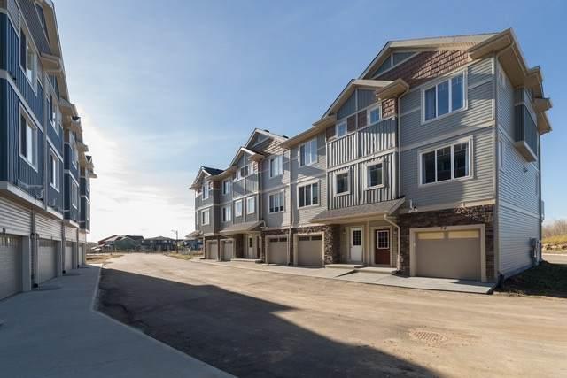 18 13139 205 Street, Edmonton, AB T5S 0J2 (#E4214071) :: The Foundry Real Estate Company