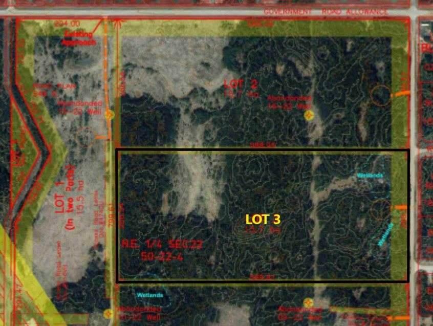Lot 3 Rr 222 Twp Rd. 504 - Photo 1