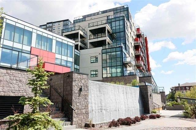 304 5151 Windermere Boulevard SW, Edmonton, AB T6W 2K4 (#E4214920) :: Initia Real Estate