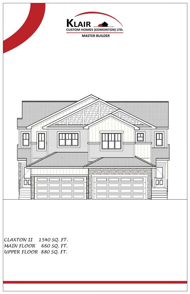 7249 Chivers Place, Edmonton, AB T6W 4L4 (#E4215324) :: The Foundry Real Estate Company